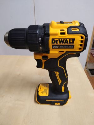 Dewalt brushless 1/2 inch 2 speed drill driver tool only $60 cash only for Sale in Las Vegas, NV