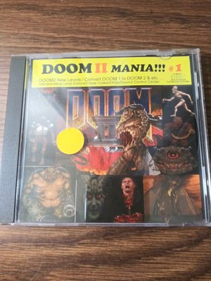 Doom II Mania Vol. 1 (Perfect condition) for Sale in Alafaya, FL