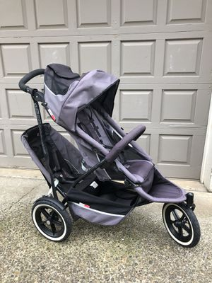 Double jogger for Sale in Oregon City, OR