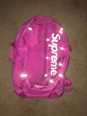 Supreme SS17 Backpack for Sale in San Jose, CA