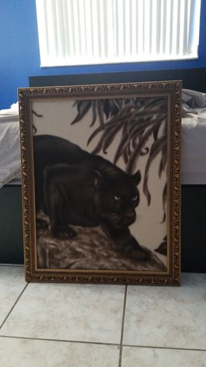 Black Panther Painting for Sale in Plantation, FL
