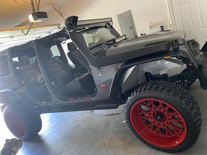 Jeep Wrangler for Sale in Dallas, GA