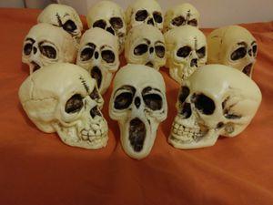 Halloween Skulls Lot 💀 🎃 for Sale in Montgomery Village, MD