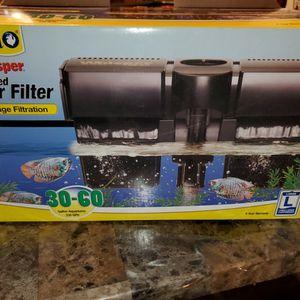Aquarium Filter 60 Gallon for Sale in Sacramento, CA
