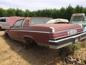 Buick parts car for Sale in Cutler, CA