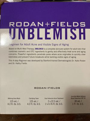 Rodan and fields unblemish regimen for Sale in Queens, NY
