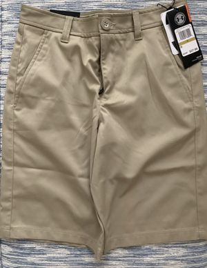 NWT Boys Under Armour Golf Shorts Youth Size 14 for Sale in Delray Beach, FL