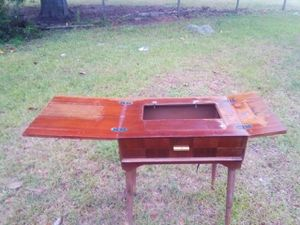 Sewing machine cabinet for Sale in Brooksville, FL