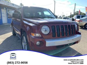 2008 Jeep Patriot for Sale in Winter Haven, FL