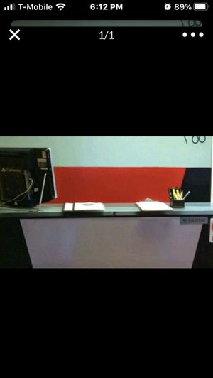 Front desk for any business , good working condition for Sale in McAllen, TX