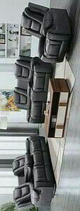 Galaxy 2pc Reclining Living Room Set Gray for Sale in Houston, TX