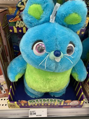 Toy Story Signature Collection - Bunny Plush for Sale in Perris, CA