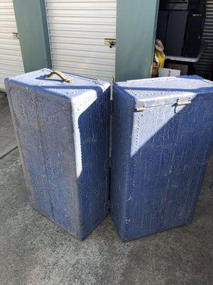 Hartman Wardrobe Trunk for Sale in Oakland, CA