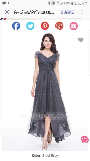 6a2c02c554 Mother of the bride wedding dress for Sale in Salinas