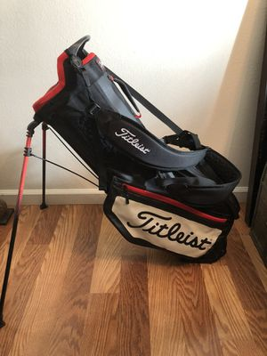 Titleist 4UP Golf Stand Bag for Sale in Los Angeles, CA