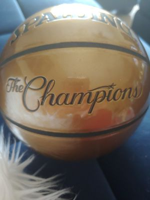 MIAMI HEAT CHAMPION BASKETBALL *MINI* NEW for Sale in Delray Beach, FL