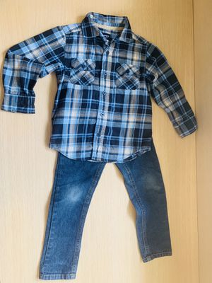 Kids clothes 7 pieces 4T. Gap, Carter's, AmericanHank for Sale in Fort Lauderdale, FL