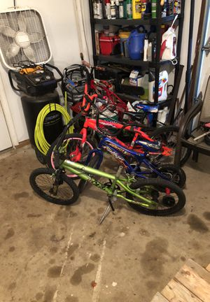 5 bikes for Sale in Gerald, MO