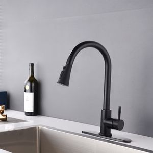 Pull Down Kitchen Faucet with Sprayer Stainless Steel for Sale in Baldwin Park, CA