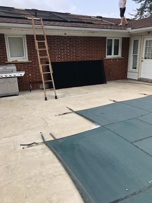 Pool solar heater panels for Sale in Canton, MI