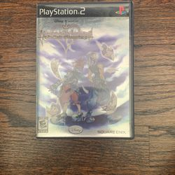 Kingdom Hearts Chain Of Memories PS2 for Sale in Cerritos,  CA