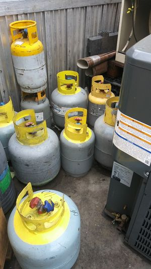 30 lb recovery tanks for Sale in Glendale, AZ