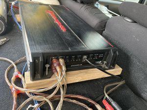 amplificador potente $300 for Sale in Los Angeles, CA
