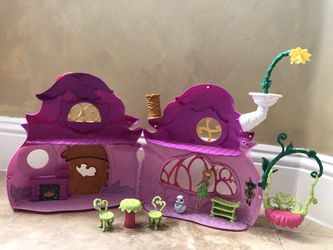 Disney Fairies Tinker Bell Dollhouse Playset for Sale in Boca Raton,  FL