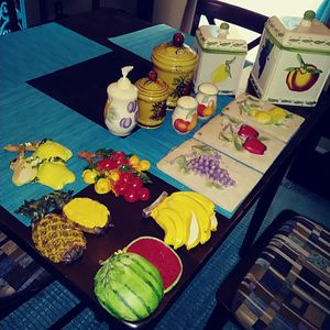 Fruits Kitchen Set for Sale in Kissimmee, FL