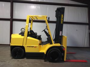 2005 Hyster 8000 lbs capacity forklift for Sale in Houston, TX