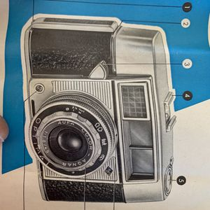 AGFA Optima 1 Owners Manual Only for Sale in San Diego, CA