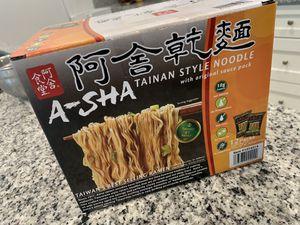 Asha noodles for Sale in Hemet, CA
