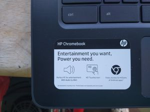 HP CHROMEBOOK for Sale in Davie, FL