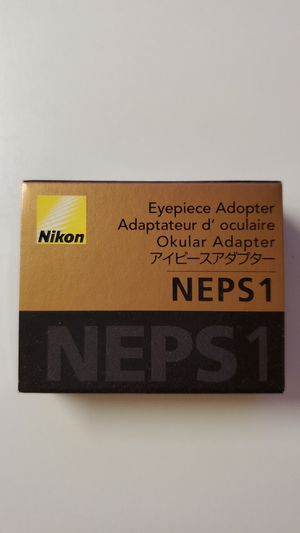 Genuin Nikon NEPS1 viewfinder Adapter for Sale in Rockville, MD