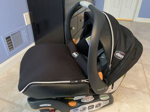 Chicco KeyFit 30 Zip Air Infant Car Seat - Q Collection for Sale in VT, US