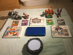 Nintendo 3DS w/ 3 Games and Skylanders Set for Sale in Cupertino, CA
