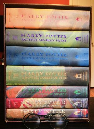 Harry Potter Collection, all hardcover books, all books for $80 dollars, New, First Edition in America. Great for collectors !!!NEW!!! for Sale in Everett, WA