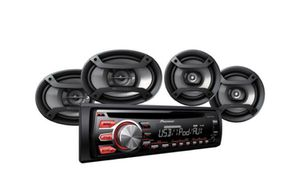 Pioneer 4 speaker 🔈 auto audio system *NEW* for Sale in Chula Vista, CA
