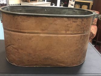 Old Copper Tub for Sale in Pilesgrove,  NJ