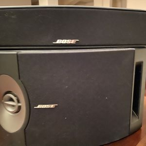 3 Bose Speakers And Yamaha AV Receiver for Sale in San Diego, CA