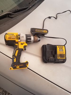 Dewalt humer drill for Sale in Phoenix, AZ