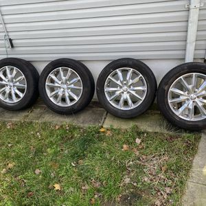 18 Inch Wheels And Tires for Sale in Queens, NY