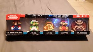 Vintage 5 pack Nintendo classic characters for Sale in Phoenix, AZ