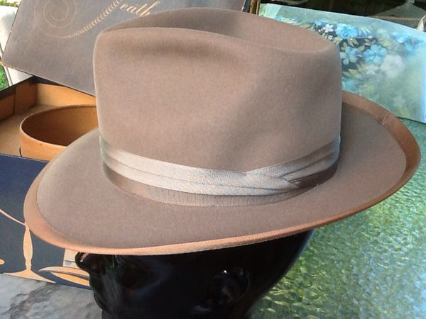 97af28f7974ef 1950s Champ Fedora Featherweight 6-7 8 for Sale in Miami