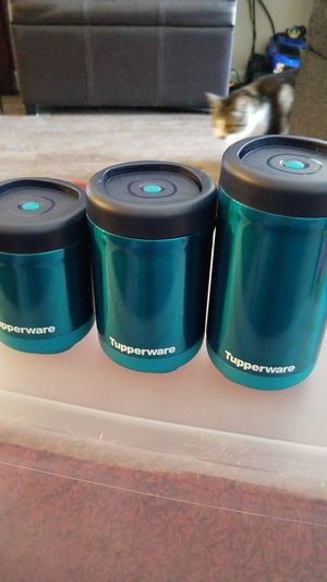 Tupperware Thermal Jars for Sale in Murfreesboro, TN