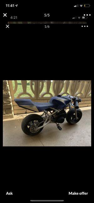 Two-stroke 49cc pocket bike for Sale in Hollywood, FL