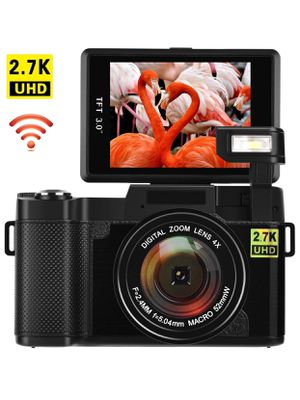 Digital Camera with WiFi 24.0 MP Vlogging Camera for Sale in Rancho Cucamonga, CA