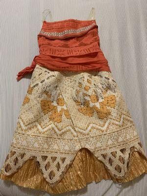 Moana Costume for Sale in Philadelphia, PA