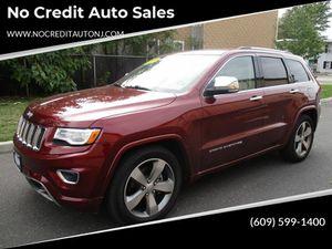 2016 Jeep Grand Cherokee for Sale in Trenton, NJ