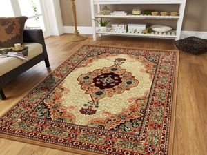 Beige rug 5x8 New Traditional for Sale in Baltimore, MD